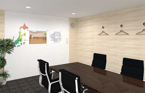 IPホワイトボード活用法 会議室