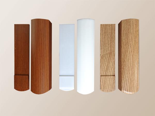 3Dプリンター:木目転写 ABSライク
