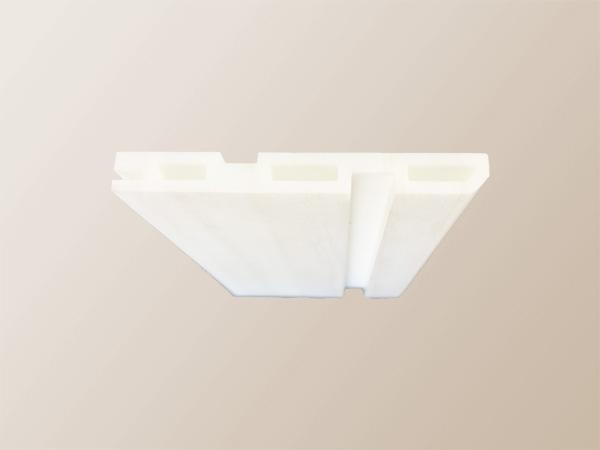 3Dプリンターモデル:乳白色(ABSライク)